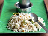 Aval Upma Recipe–Poha Recipes-Easy Breakfast Recipes