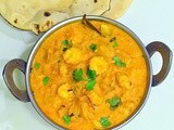 Baby Corn Masala Gravy For Chapathi / Roti