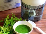 Green Chutney For Chaat Using Preethi Turbo Chop