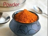 Homemade sambar powder recipe|sambar podi-2 versions