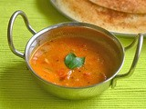 Kerala Tomato Curry Recipe – Kerala Thakkali Curry With Coconut Milk