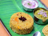 Little Millet Biryani / Samai Biryani Recipe - Millet Recipes