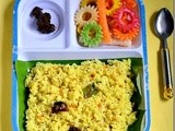 Narthangai sadam/citron rice recipe