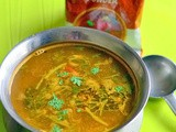 Rasam Using Store Bought Rasam Powder