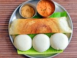 Ration Arisi Idli Dosa Recipe - How To Make Soft Idli With Ration Rice