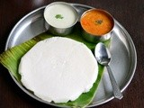 Thatte idli recipe-karnataka recipes