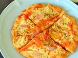 Wheat Flour Pizza Recipe Without Yeast and Oven