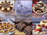 8 Cheerful Chocolate Recipes and May's #WeShouldCocoa Link-up