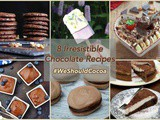 8 Irresistible Chocolate Recipes and July's #WeShouldCocoa