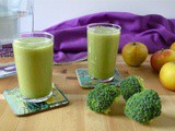 Ginger Green Goddess Smoothie