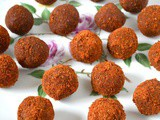 Goji Berry Bliss Balls (vegan, refined sugar & gluten-free)