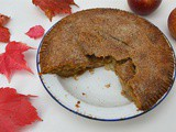 Granny's Apple Pie with Wholemeal Spelt and a Food Processor Giveaway
