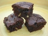 Real Chocolate Brownies - We Should Cocoa #42