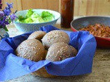 Spelt Burger Buns – Soft, Supple and Ready for the bbq