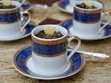 Spiced Prune Chocolate Pots with Amaretto – Christmas is Coming