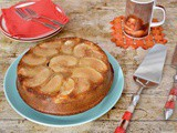 Upside-Down Apple Cake – Easy to Make, Easy to Eat