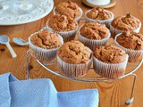 Vegan Peanut Butter Banana Muffins – So Quick, So Easy, So Delicious