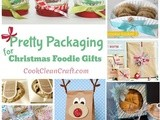 Pretty Packaging for Christmas Foodie Gifts