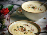 Apple Kheer Recipe | How To Make Apple Kheer