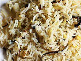 Biryani Rice- Kuska Recipe