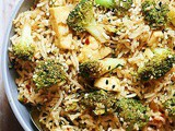 Broccoli Fried Rice Recipe