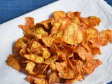 Crunchy Sweet Potato Chips Recipe | Sweet Potato Fries