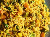 Curried Rice (Vegan)