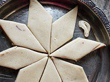 Kaju Katli Recipe (How To Make Kaju Katli)