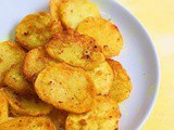 Potato fries recipe | how to make tava potato fries recipe