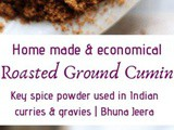 Roasted Cumin Powder (Ground Cumin)