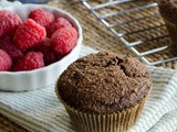 Double Chocolate Chip Muffins (Paleo, Gluten Free, Grain Free)