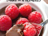Easy Chocolate Pots de Creme You Can Make In The Blender
