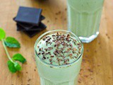 Healthy Shamrock Shake Recipe (Paleo, Keto, Vegan)