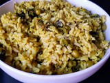 Methi leaves Pulao (Vendhaya Keerai Pulao)
