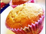 Super foods special-Banana, Dates and Chia Seeds Muffin