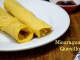 Nicaraguan Quesillo | How to make Corn Tortilla with Cheese