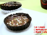 No Bake Chocolate Oreo Tart ~ No Bake Desserts