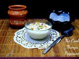 No Cook Nungu Payasam | How to make No Cook Ice Apple Kheer