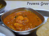 Prawns Curry | How to make Prawns Gravy