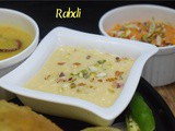 Rabri | How to make Rabdi
