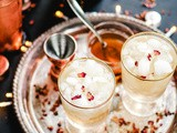 Rose Cardamom Cocktail