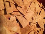 (Baked) Tortilla Chips