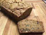 Brian Emmett's Zucchini and Walnut Quick Bread