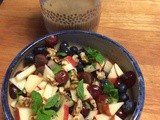 Cooked Fruit Salad Dressing (Myra's Apple Salad Dressing)