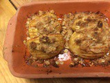 Hasselback Apples for 2 — yum