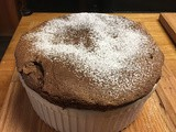 It's a classic Chocolate Soufflé
