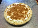 Mom's Cinnamon Cream Pie - delicious