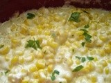 Mom's Crockpot Cream Corn -- add to the crockpot & then forget it