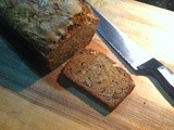 Sarah Mullins' Reinventing Zucchini Bread from cook's illustrated