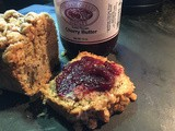 Streusel-topped Zucchini Bread